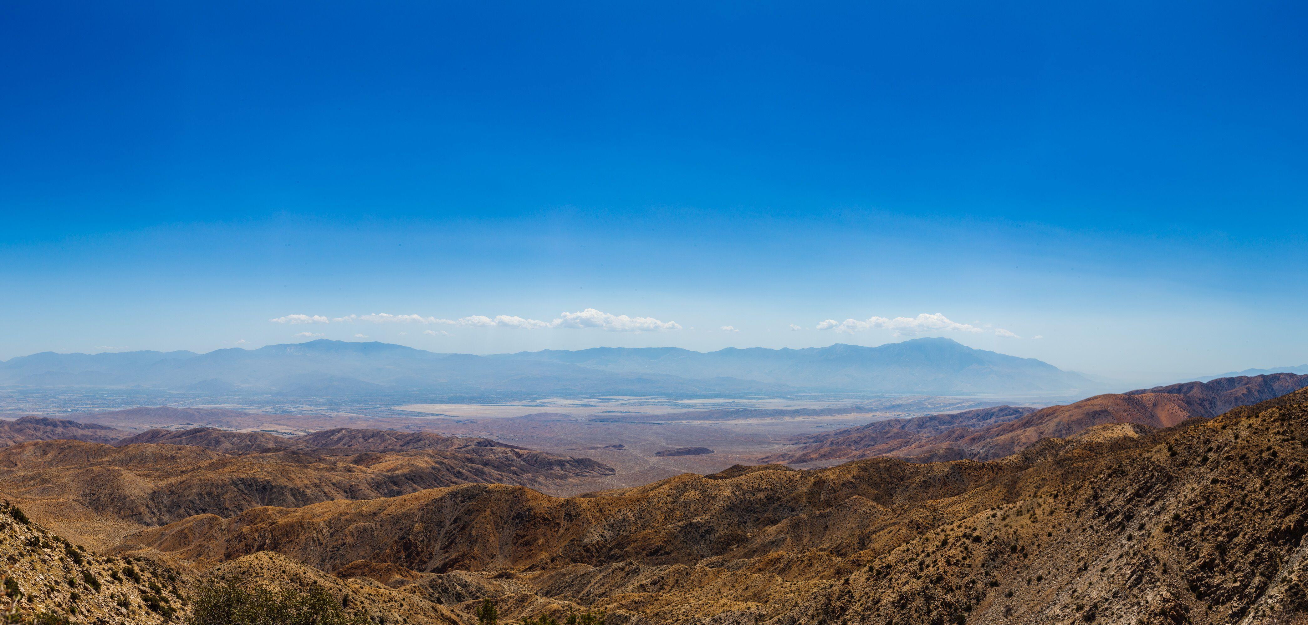 Key's View - Joshua Tree, CA