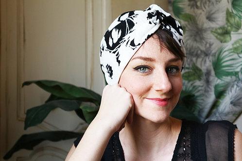 "Turban ""Agathe"" Bonnet"