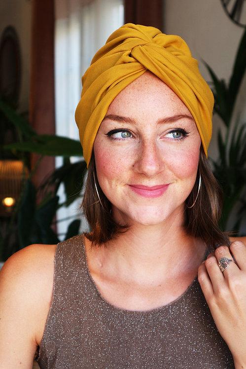 Les Turbans Bonnets Unis (4 couleurs)
