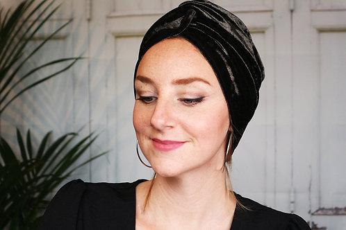 "Turban Bonnet ""Olympe"""