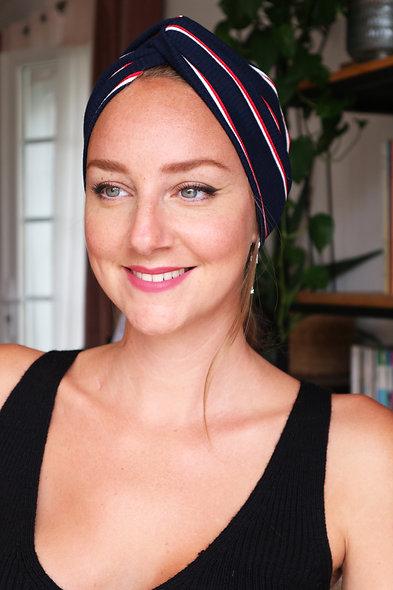 """Turban """"Roxanne"""" Bonnet (deux versions)"""