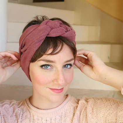 "Turban ""Rosalie"" Transformable"