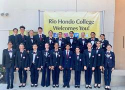 Cal-HOSA Region 4 Leadership Conference at Rio Hondo College 2019