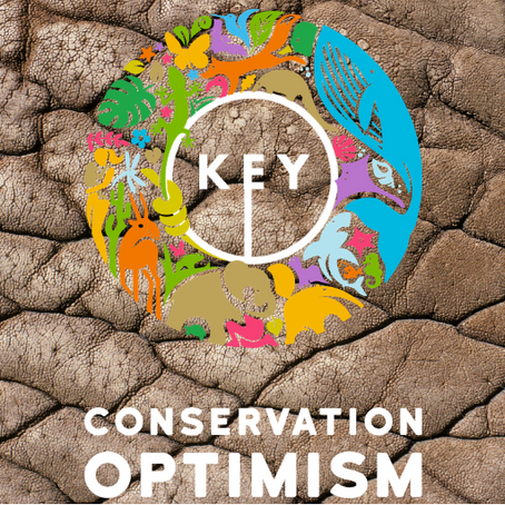 It's official! Key Conservation and Conservation Optimism are partnering up!
