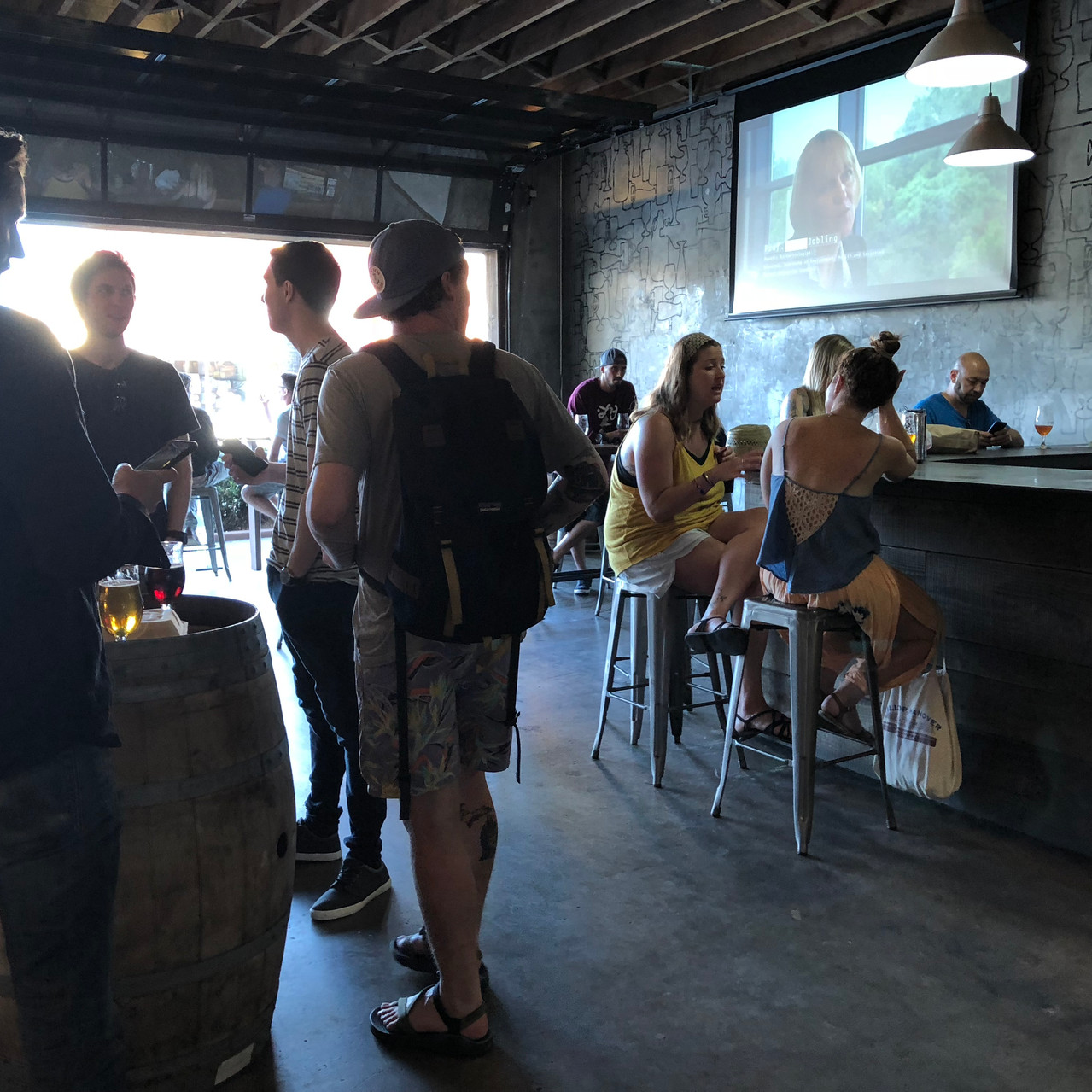 Culture Brewing Co Earth Day Event