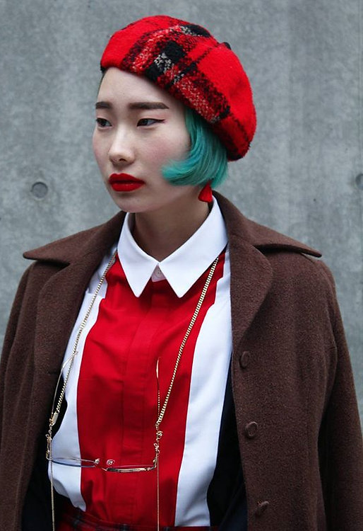 street style seoul fashion week
