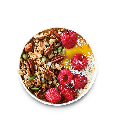 Recipe, granola petit déjeuner handmade Belgiue