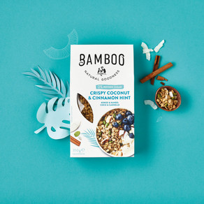 Bamboo Goodness recipes