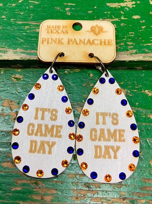 Game Day Earrings