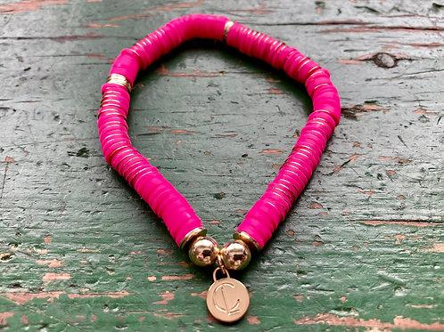 Pink Seaside Bracelet