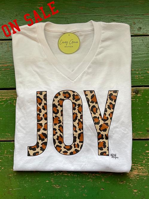 Joy Graphic Tee
