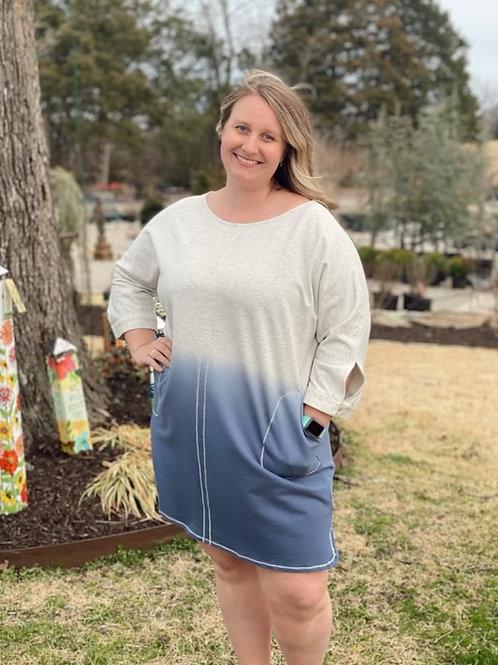 Terry Knit Dress