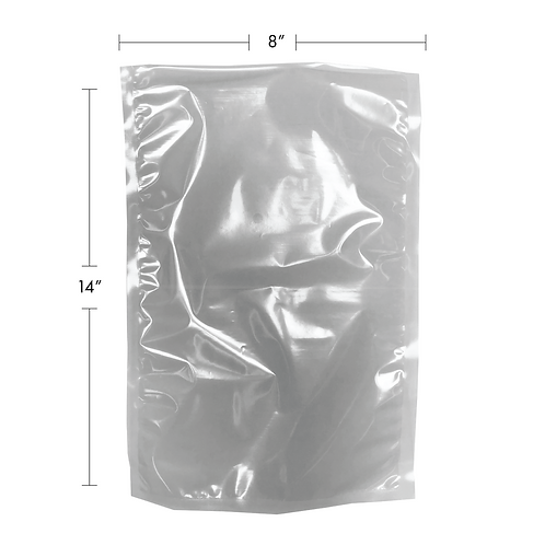 8X14 VACUUM-SHRINK POUCH
