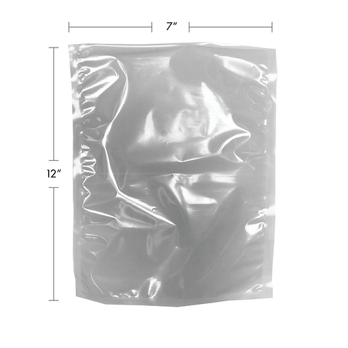 7 X 12 VACUUM-SHRINK POUCH