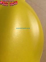 Yellow Metallic