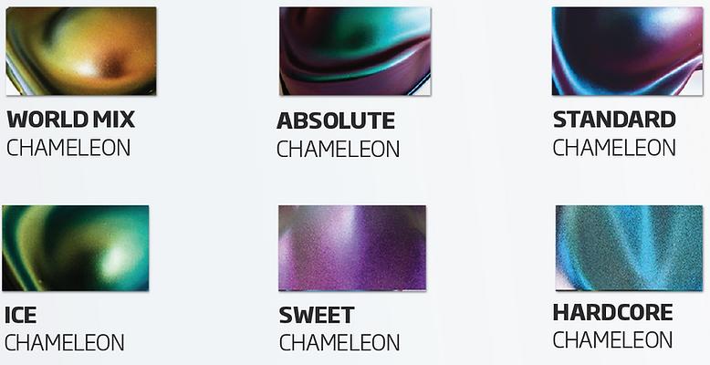 Chameleon, Chameleon Car, FullDip, Full Dip, Liquid Wrap, Spray Wrap, Peelable Paint, Colour Shifting Car, Colour Changing Car, Chameleon Effect