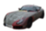 TVR Sagaris, Zombie, Spray Wrap, FullDip, Car Paint, Spray Wrap, Liquid Wrap, Cool Car Designs