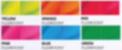 Fluorescent Colours, Bright Colours, FullDip, Full Dip, Liquid Wrap, Spray Wrap, Peelable Paint