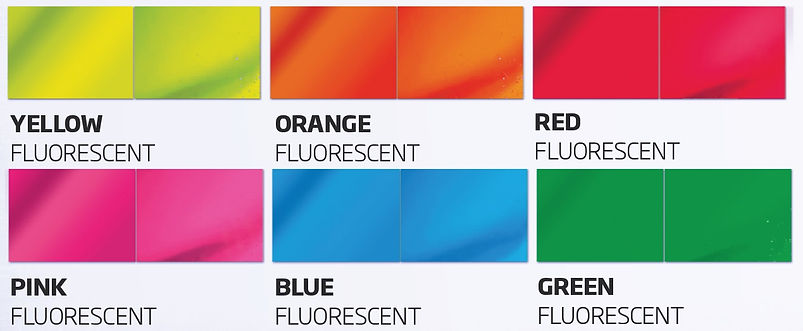 Fluorescent Colours, Bright Colours, FullDip, Full Dip, Liquid Wrap, Spray Wrap, Peelable Paint