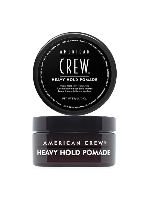 American Crew - Heavy Hold Pomade - 85g