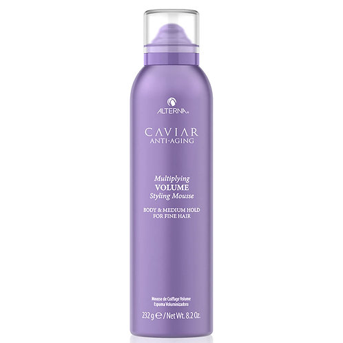 Caviar Anti-Aging MULTIPLYING VOLUME Styling Mousse