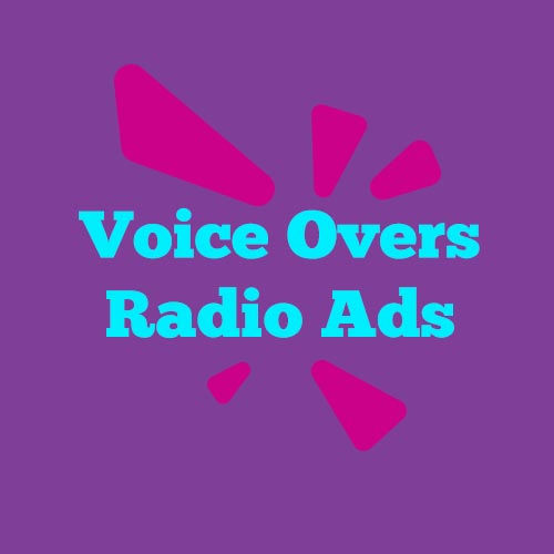 Voiceovers / Radio Ads