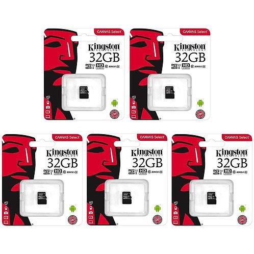 Kingston SDCS 32GB SP