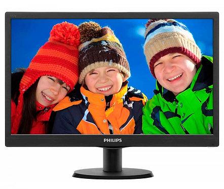 """PHILIPS LED 18.5"""" V-line 193V5LSB2/10"""