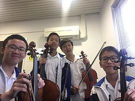 Rossmoyne SHS Junior String Quartet.JPG