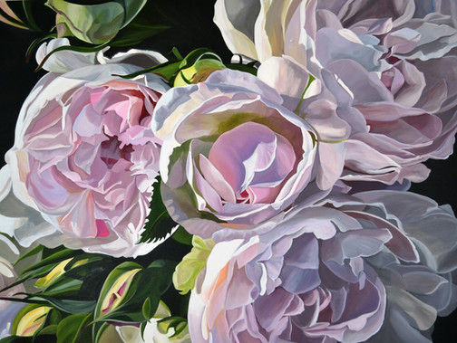 Spray Roses - SOLD