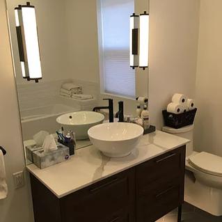 Vitreriepros bathroom mirror