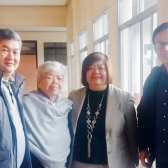 Maryknoll Ecological Sanctuary Board of Trustees 2020