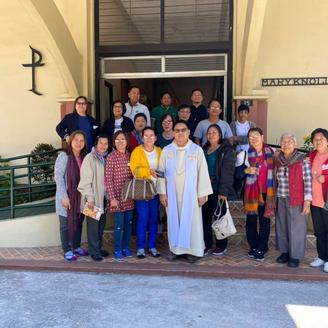 Archdiocese of Lingayen Visit 2020
