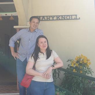 Maryknoll Convent School Alumni Visit 2020