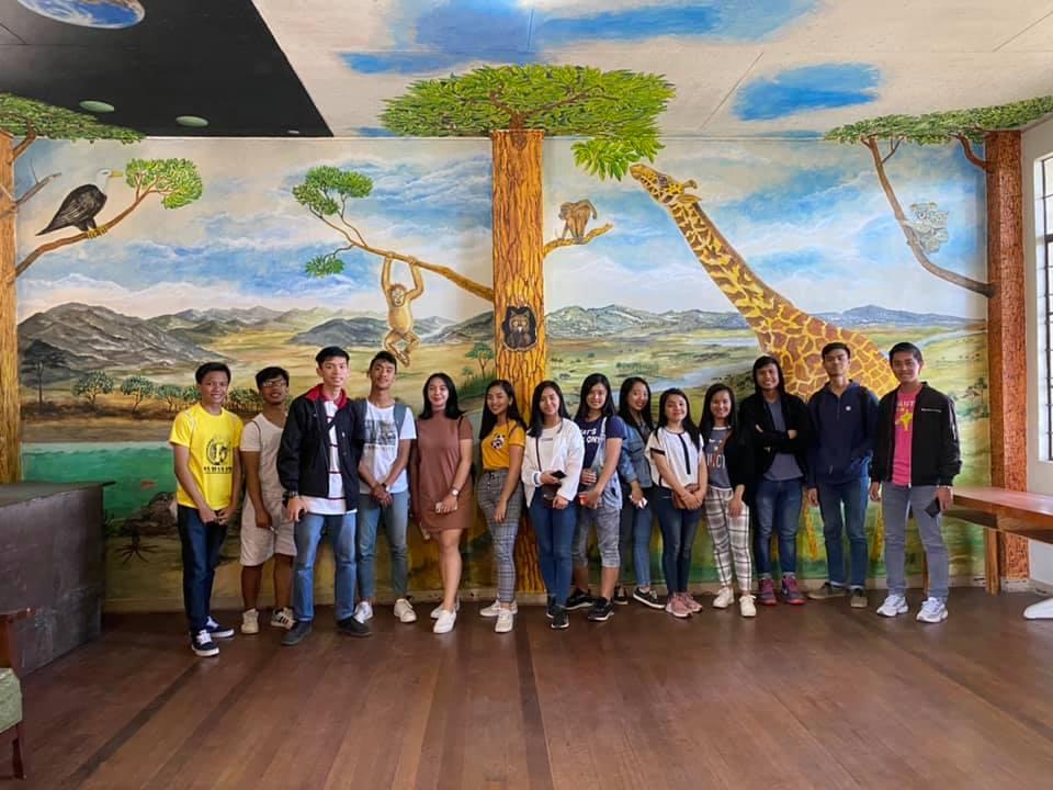 Easter College Visit 2020