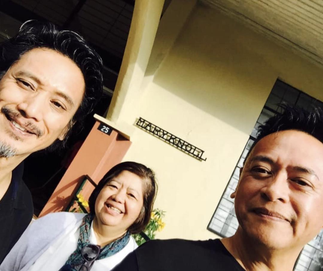 Alumni Gabel Family Visit 2019