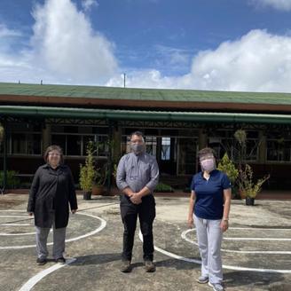 Fr. Jose Quilongquilong SJ Visit 2020