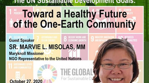 Toward a Healthy Future of the One-Earth Community 2020