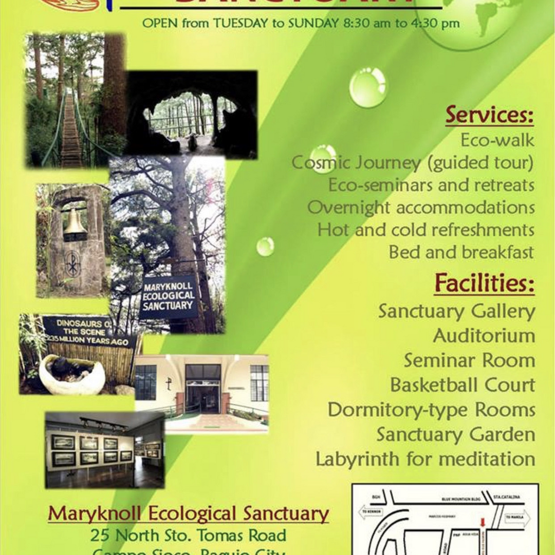 Maryknoll Ecological Sanctuary Services and Facilities 2014