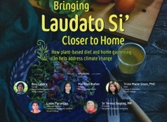 Season of Creation 2020 - Bringing Laudato Si Closer to Home