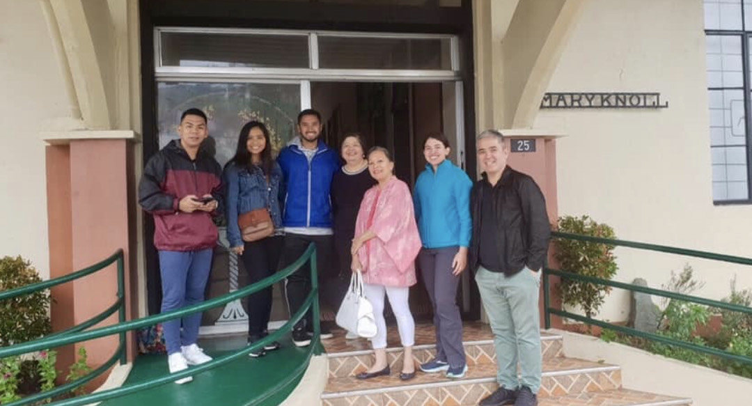 Maryknoll Alumni & Guest Visit 2019