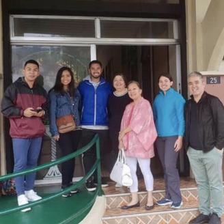 Maryknoll Convent School Alumni & Guest Visit 2019