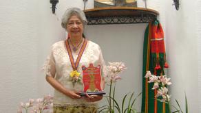 Sr. Margarita Jamias, Outstanding Woman Leader of Baguio 2010