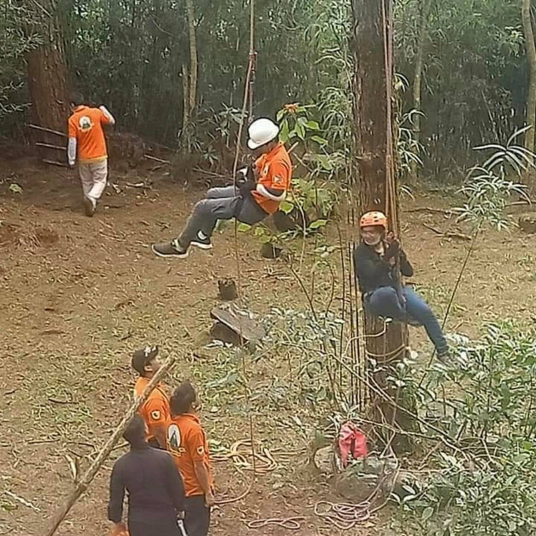 BB PICAG Camp at Maryknoll Ecological Sanctuary 2020