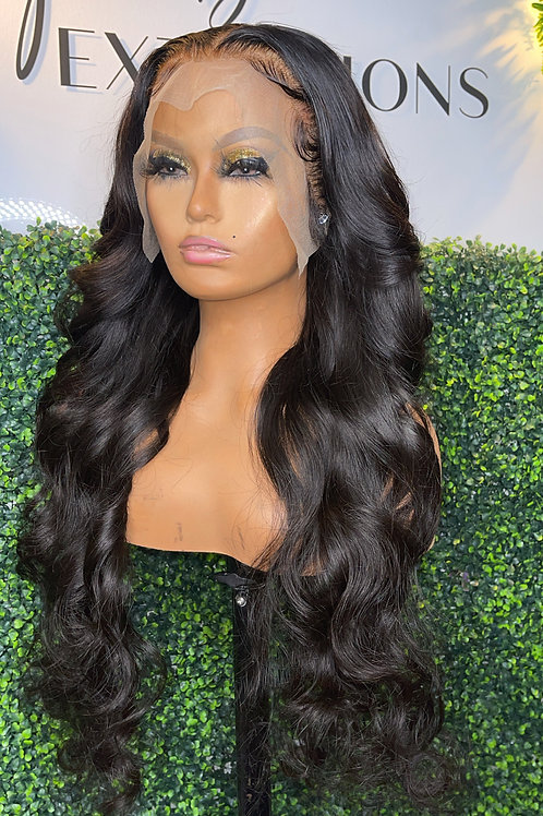 """30"""" custom made lace frontal wig"""