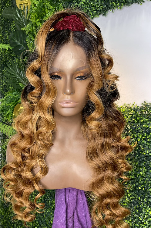 "Custom 24"" lace frontal unit"