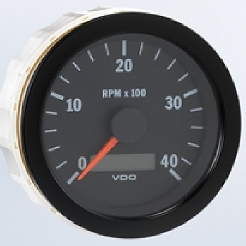 VDO Tachometer 4000rpm, 85mm
