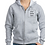 Thumbnail: ZIP UP FITTED HOODIE