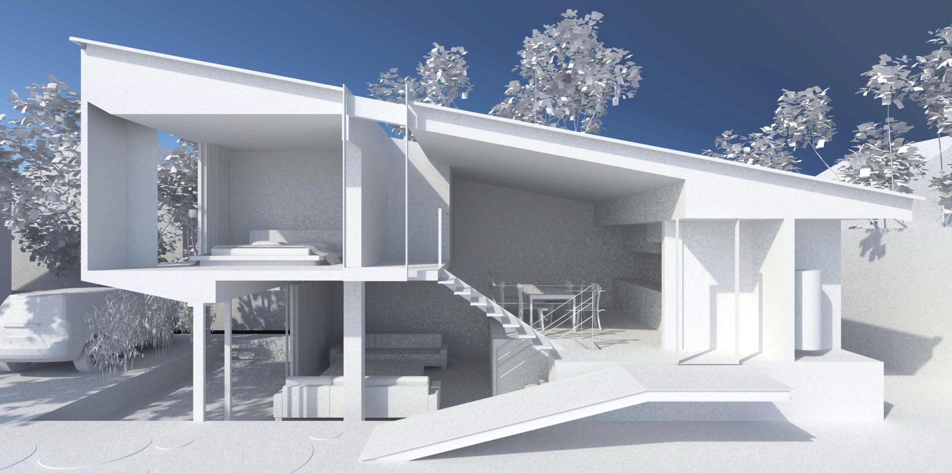 1.5-Storey house