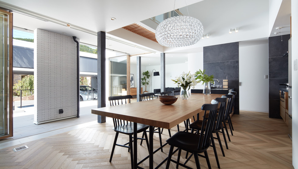 OTS house living room